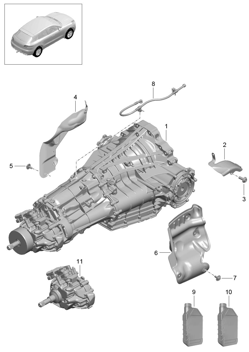 Macan Shift Pattern Reversed Page 2 Porsche Forum Wiring Diagram